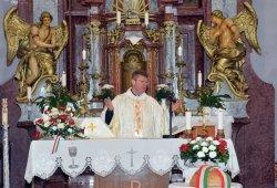 2017.08.20. - Ünnepi szentmise és kenyérszentelés